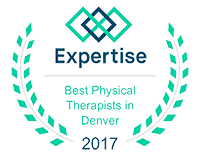 Best Physical Therapists Denver Award